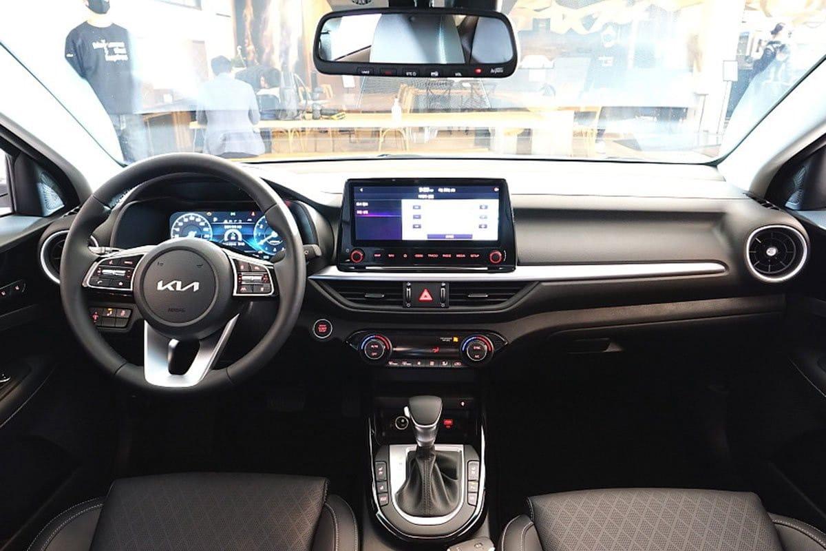 Đánh giá xe Kia Cerato 2022: Hiện đại hơn, nhiều nâng cấp hơn