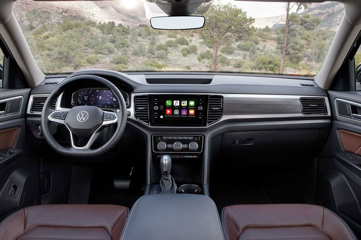 Volkswagen Teramont 2022 sắp ra mắt tại thị trường Việt Nam có những ưu điểm gì?